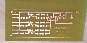 Thermal Transfer Paper PCB